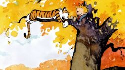 Calvin and Hobbes: The Last Adventure