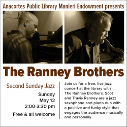 The Ranney Brothers, Scot and Travis Ranney, in Anacortes, Washington