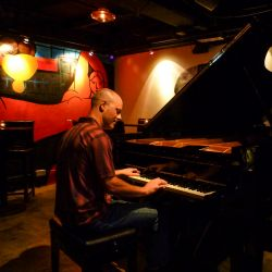 Scot Ranney Jazz Piano at Orange Peel in Hong Kong