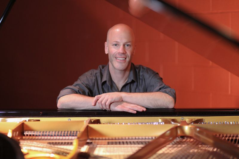 Scot Ranney, Bellingham Jazz and Cocktail Piano