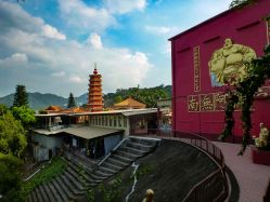 The Ten Thousand Buddhas Monastery – Hong Kong