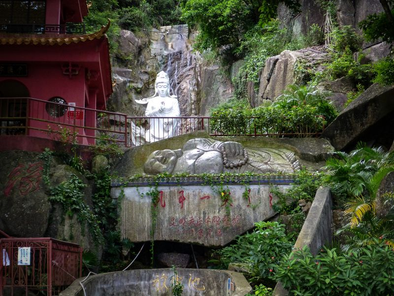 Ten Thousand Buddhas Monastery – Hong Kong