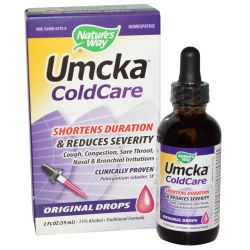 A Review of the Umcka Cold and Flu Remedy
